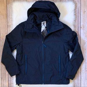 Timberland Waterproof Fleece Lined Hooded Jacket